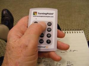 Voting Remote