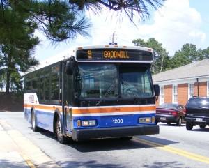 Metra Bus