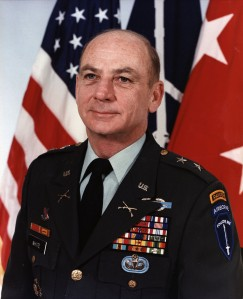 Maj. Gen. (Ret.) Jerry White