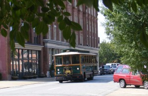 Metra Trolley Bus, 2008