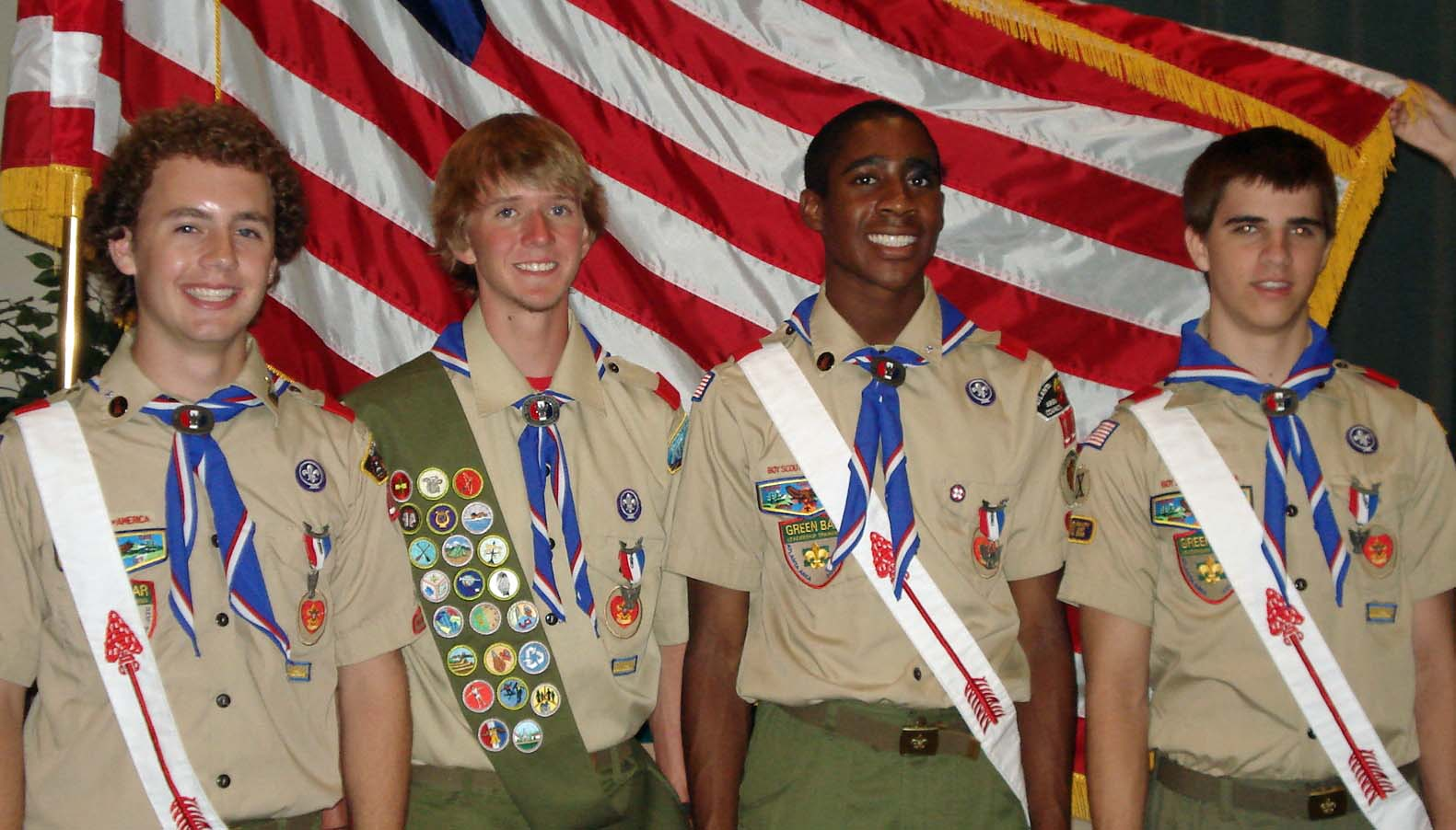 a personal recount of being an eagle scout Welcome to henning's scouters' pages - eagle  join the scout being honored when the eagle  son the eagle scout certificate and personal letter of .
