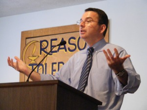 Timothy Renick, Ph.D, Georgia State University Director of Religious Studies