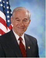 Ron Paul, Republican, Texas U.S. 14th Congressional District