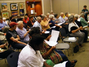 Freinds of Libraries Annual Meeting, Columbus Public Library
