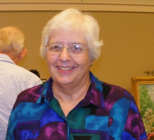 Doris Halouska, Friends Annual Meeting, Columbus Public Library