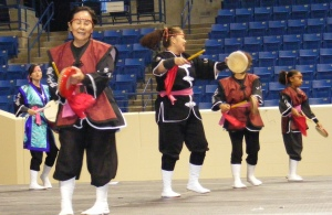 Japanese Dancers, Columbus Civic Center