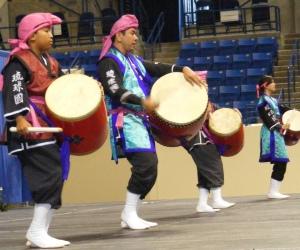 Japanese Dancers, Columbus Civic Center