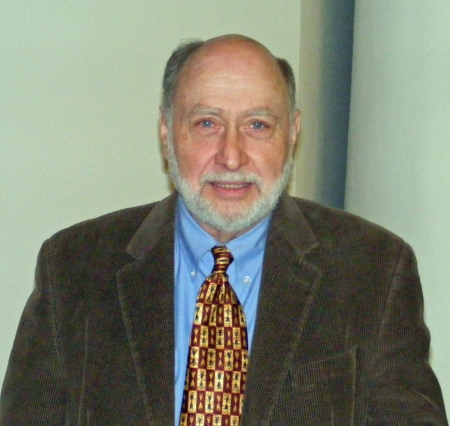 Dr. John Lupold, retired history professor, author, historian