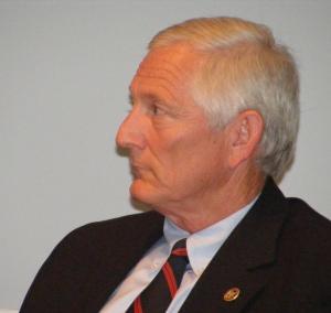 Mike Jolley, incumbent Harris County Sheriff