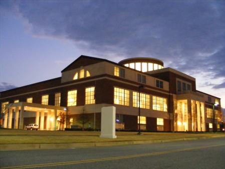 Columbus Public Library, Columbus, Georgis