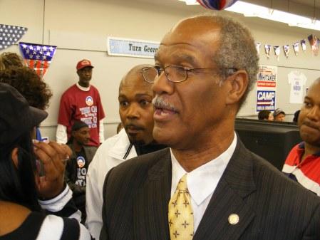 State Rep. Calvin Smyre, Democrat