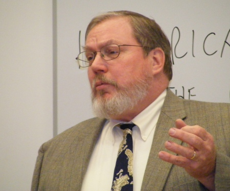 Dr. Tom Dolan, CSU Department of Political Science