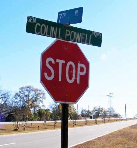 Gen. Colin Powell Parkway, Phenix City, Alabama