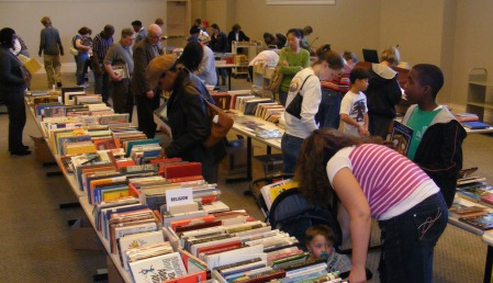 Friends of the Libraries Book Sale,  Columbus Public Library