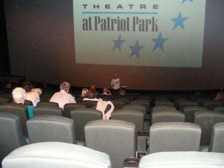 IMAX at Patriot Park, National Infantry Museum,  Columbus, GA