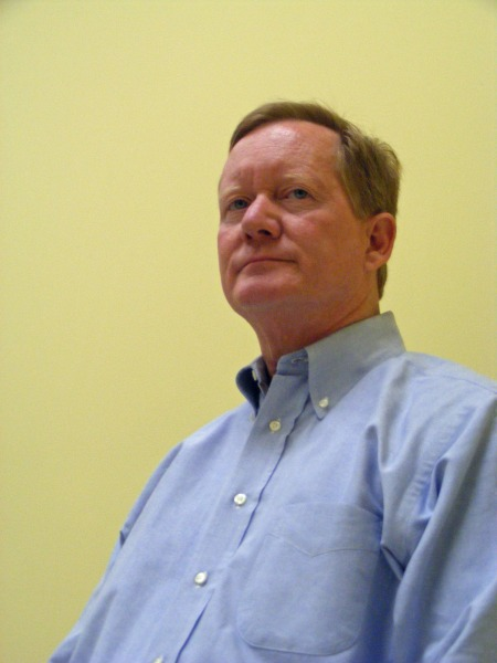 Ken Henson, Columbus attorney, Trees Columbis Inc. board member