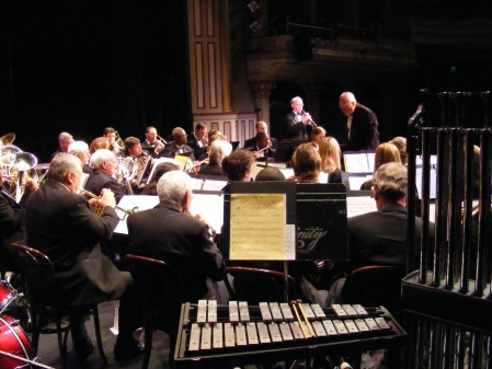 Bob Barr Community Band,  Springer Opera House