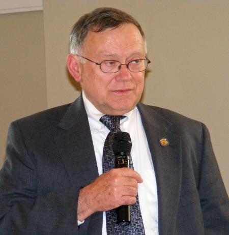 Sen. Seth Harp, (R), Georgia Senate