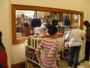 Friends of the Lbraries Book Store,  Columbus Public Library, Columbus, GA