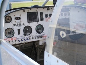 RV-6A Cockpit