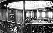 Titanic Grand Staircase, 1911