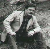 Larry Jackson,  recording artist, composer, music publisher, and found of the website Way Down in Columbus, Georgia (Courtesy, Larry Jackson)