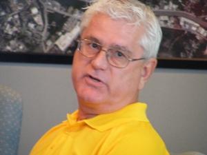 Mark Oropeza, Airport Director, Columbus Metropolitan Airport, Columbus, GA