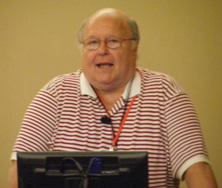 Richard Hyatt, author of 11 books,  newspaper columnist, retired newspaper reporter, manage of website Richard Hyatt's Columbus