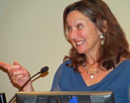 Novelist Jill McCorkle, key speaker for the Chattahoochee Valley Writers' Conference