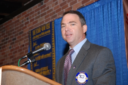 Dr. David Rock, dean, Columbus State University's College of Education and Health Professions