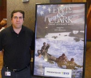 Joe Kleinman, Director of Attractions and IMAX Programming, National Infantry Museum , Columbus, GA