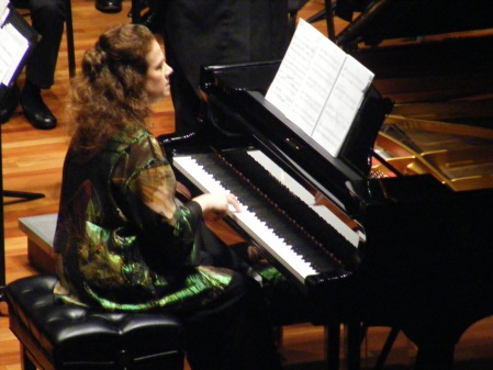 Dr. Gila Goldstein, CSU Professor of Piano