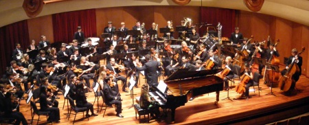 Columbus State University Philharmonic Orchestra, Dr. Fred Cohen, Director