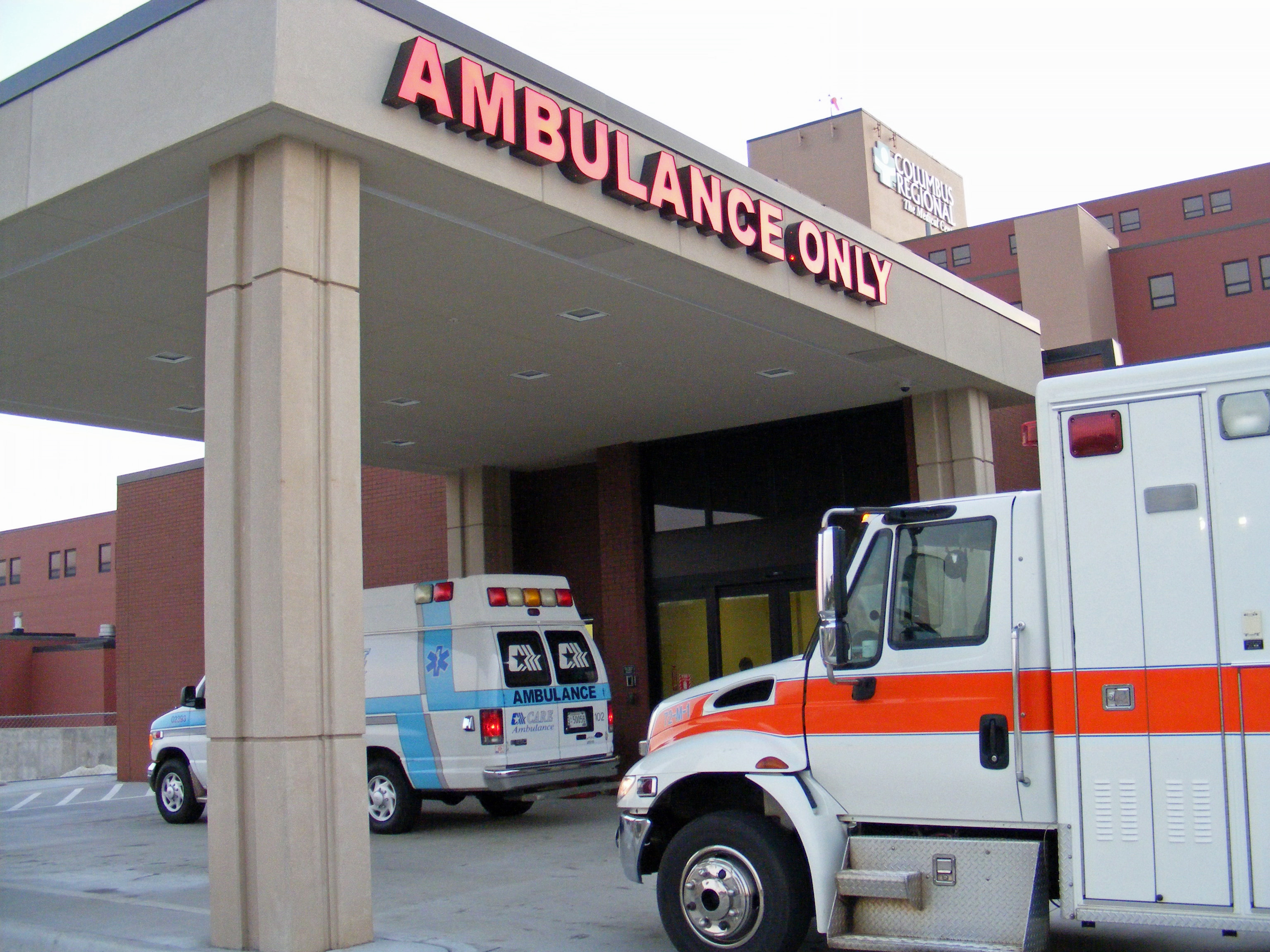 Children S Of Alabama Emergency Room