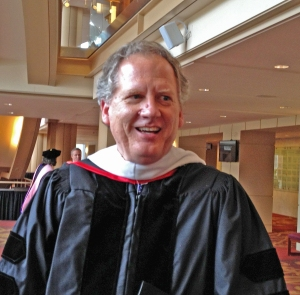 Dr. Scott Harris, Director of the Schwob School  of  Music