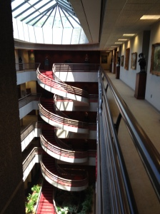 CHick-fil-A Home Office Atrium