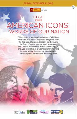 CSO AMerican Icons